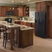 Filling Your Kitchen Full of Armstrong Arched Cabinets
