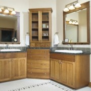 Add Bathroom Cabinets to Your Outer Banks Home